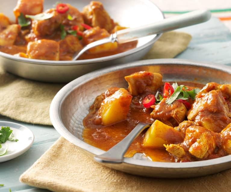 Curry di pollo Cape Malay