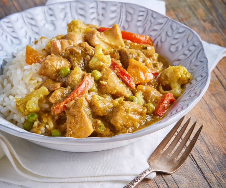 Mild Thai Green Curry
