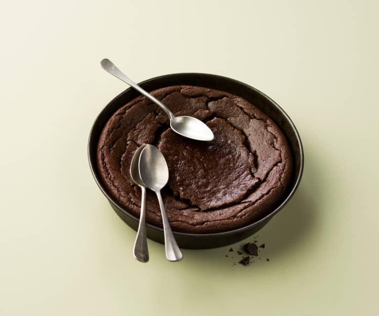 Torta morbida al cioccolato (senza glutine)