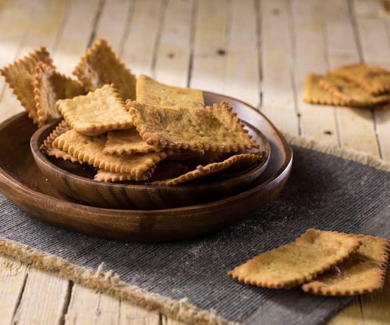 Crackers di soia