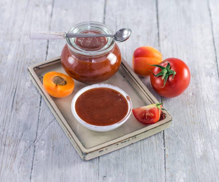 Marillen-Paradeiser-Ketchup