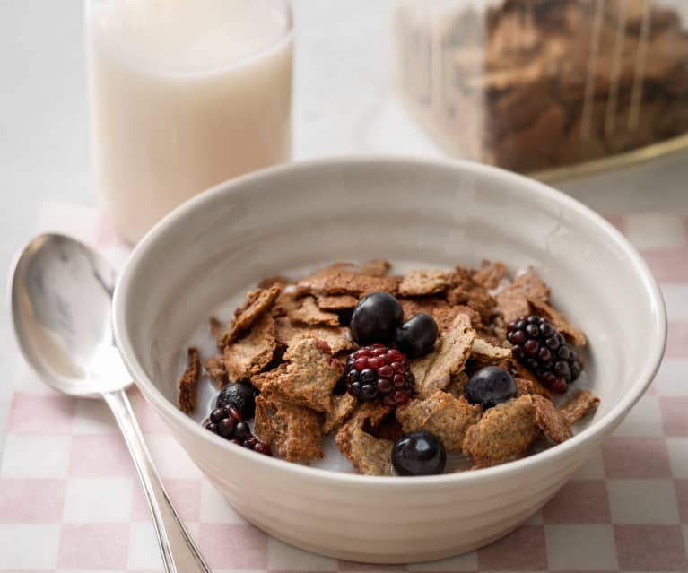 Allergen Free Breakfast Cereal