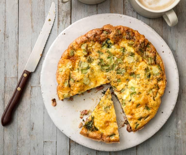 Low Carb Breakfast Frittata