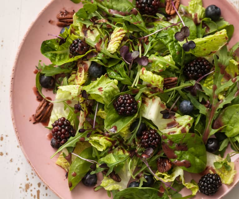 Blueberry and Balsamic Dressing
