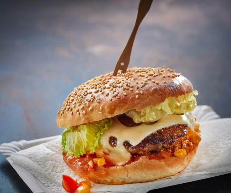 Tex-mexburger