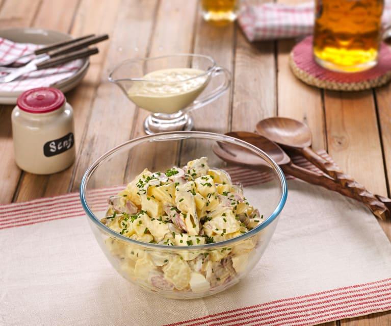 Cookidoo Niemiecka Salatka Ziemniaczana