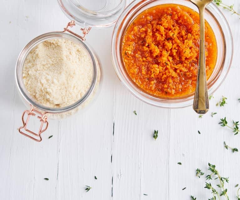 Xarope de cenoura da avó Rina