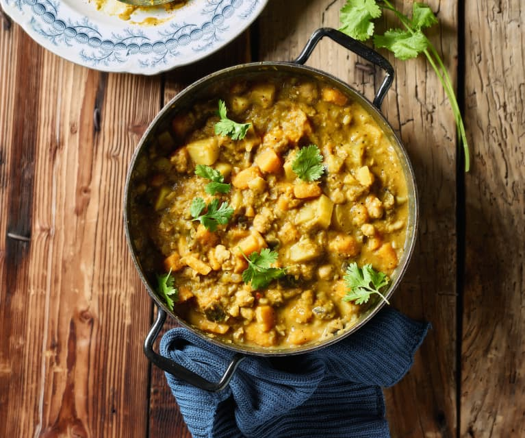Indisches Gemüsecurry