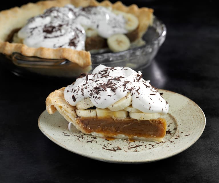 Banoffee Cream Pie