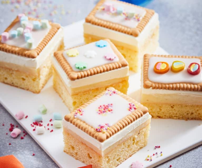 Butterkekskuchen Mit Puddingfüllung Cookidoo Das Offizielle