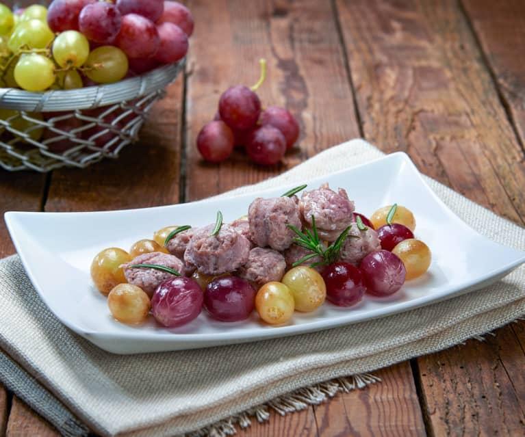 Salamelle all'uva