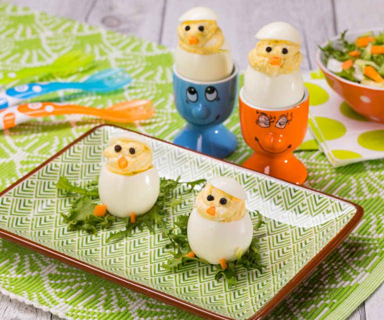 Pulcini uova