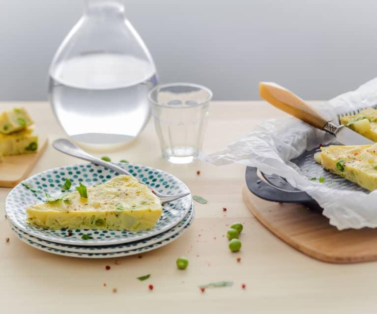 omelette aux l gumes cookidoo la plateforme de. Black Bedroom Furniture Sets. Home Design Ideas