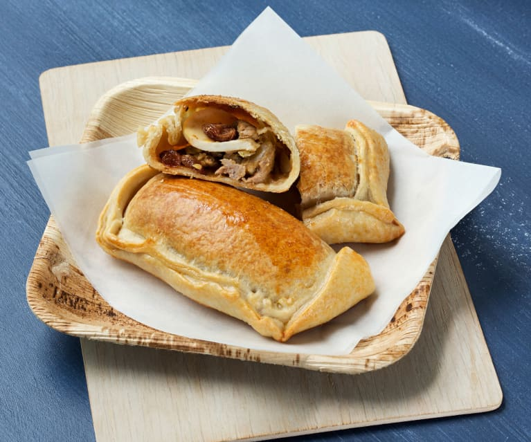 Empanadas chilenas (empanadas de pino)
