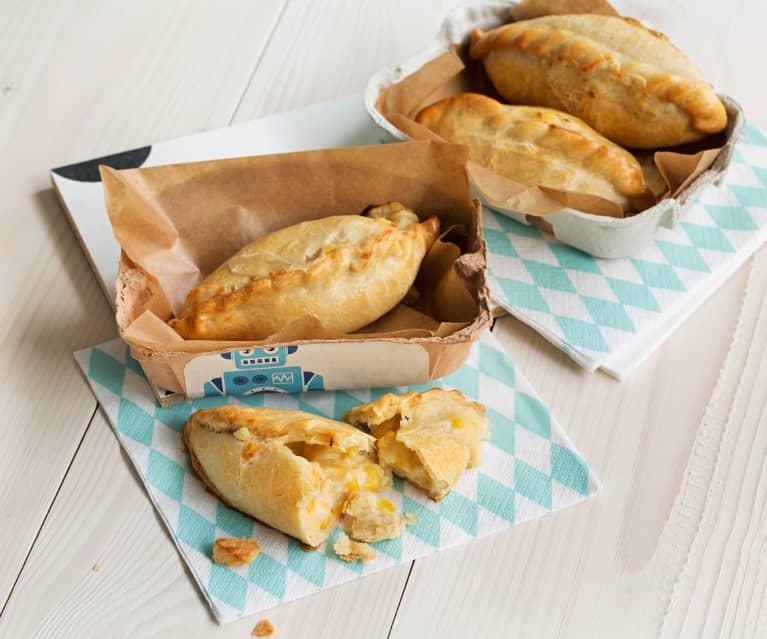 Empanadillas de maíz (empanadas de humita)
