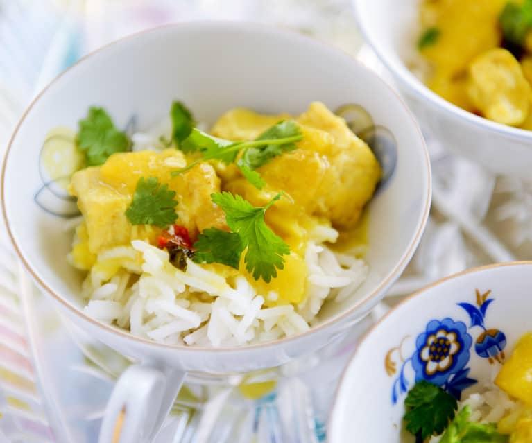 Cookidoo Curry Z Kurczakiem I Mango
