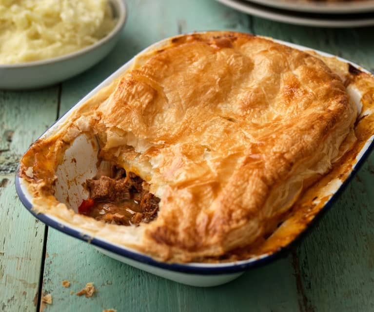 Steak Provençal Pie - Cookidoo® - the official Thermomix ...