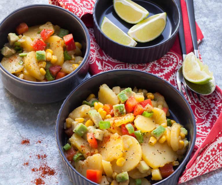 Mexikanischer Kartoffelsalat Cookidoo Das Offizielle Thermomix