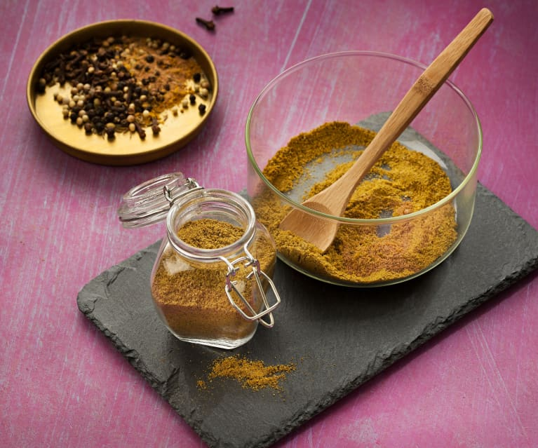 Garam masala (mezcla india de especias)