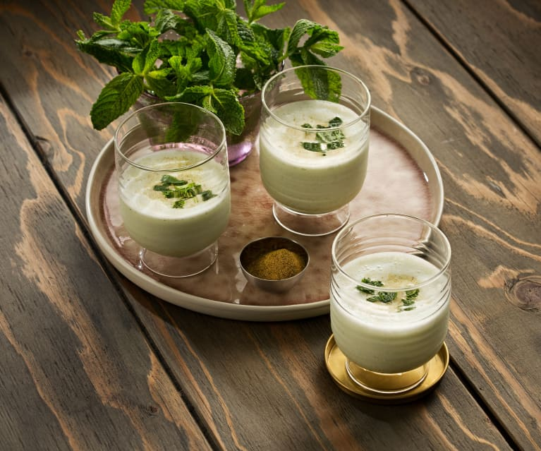 Lassi salado - India