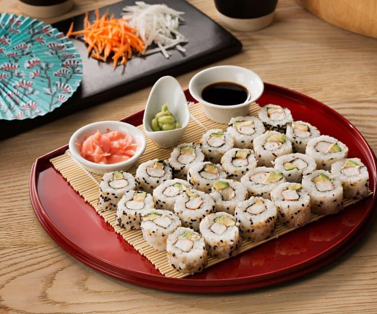 California roll - Japón
