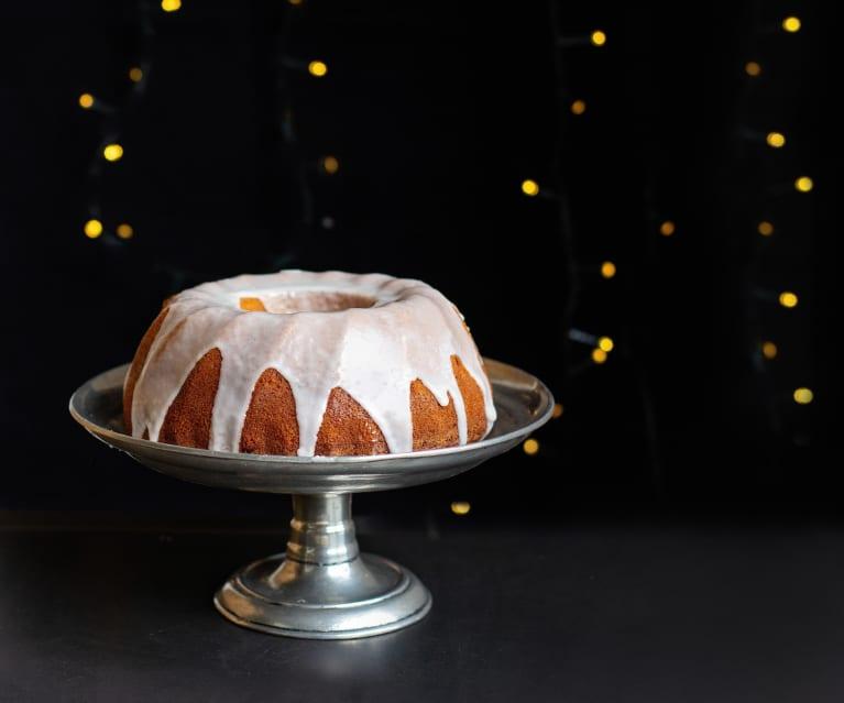 Cake gourmand à l'amande