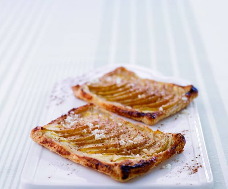 Pear Pastry with Cream Cheese