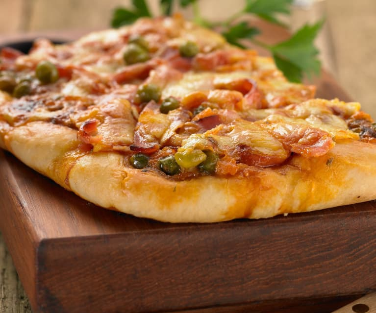 Bauernpizza
