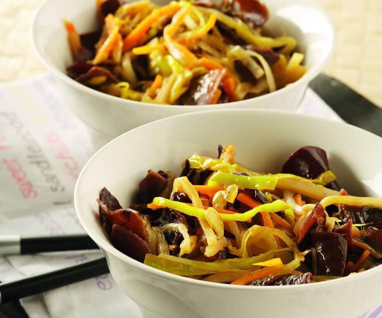 Chop Suey vegetarisch
