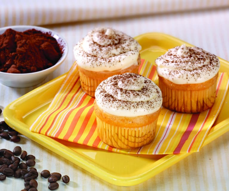 Cupcake Cappuccino