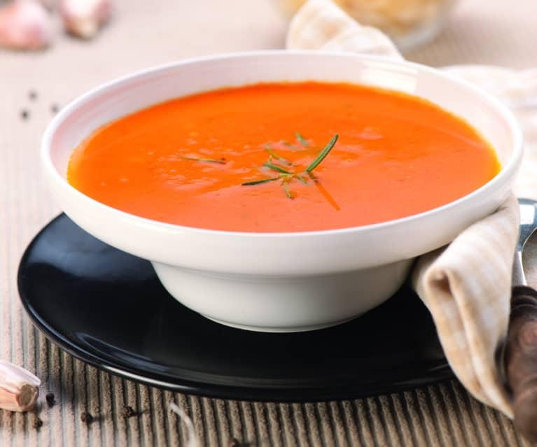 Zupa krem z ciecierzycy
