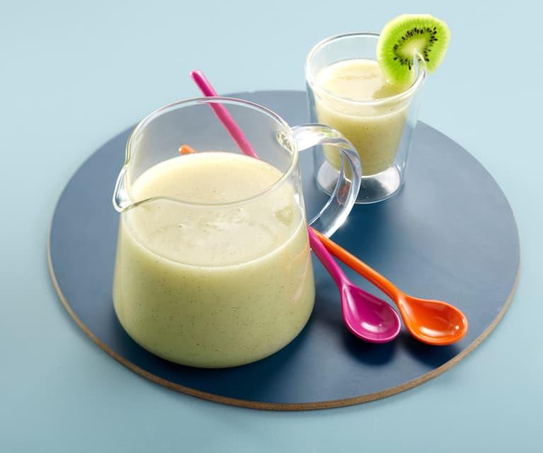 Nectar de poire, kiwi et citron vert