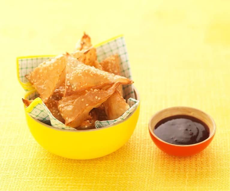 Chips de crevettes