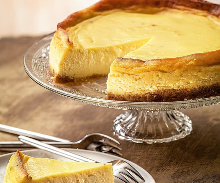 Cheesecake (baked)