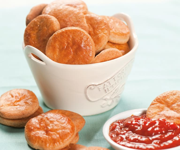 Ciasteczka czosnkowe