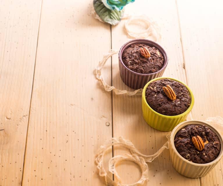 Chocolate Decadence Muffins