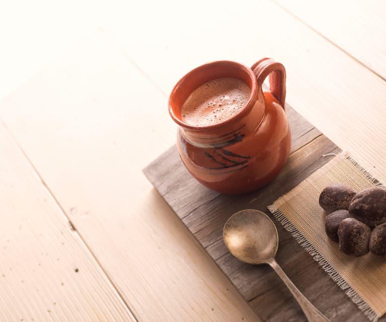 Cardamom Hot Chocolate