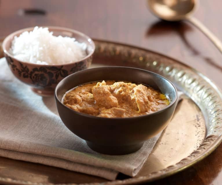 Pollo en salsa de yogur - India