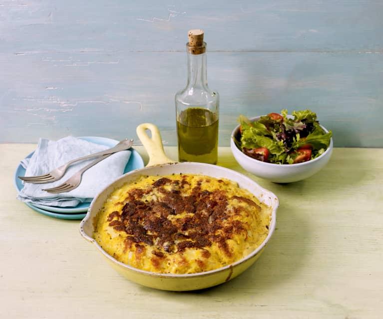 Spanish Tortilla - Tortilla Española