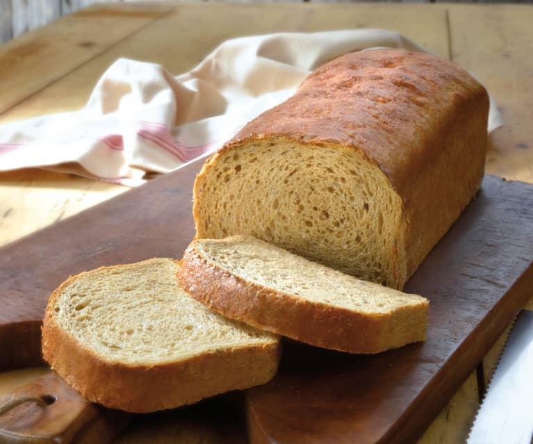 Pan brioche integrale